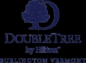 DoubleTree Hilton Burlington logo